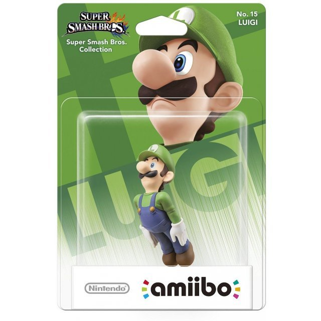 amiibo Super Smash Bros. Series Figure (Luigi)