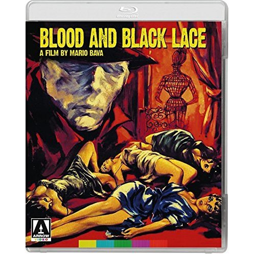 Blood and Black Lace [Blu-ray+DVD]