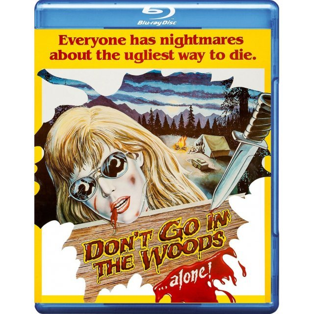 Don't Go in the Woods [Blu-ray+DVD]