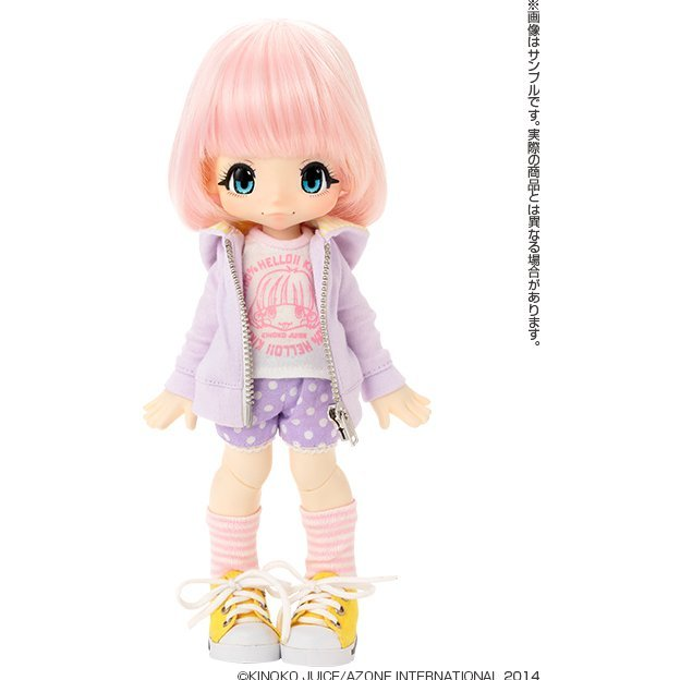 Hello Kikipop!: Honey Pink
