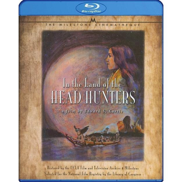 In the Land of the Head Hunters [Blu-ray+DVD]