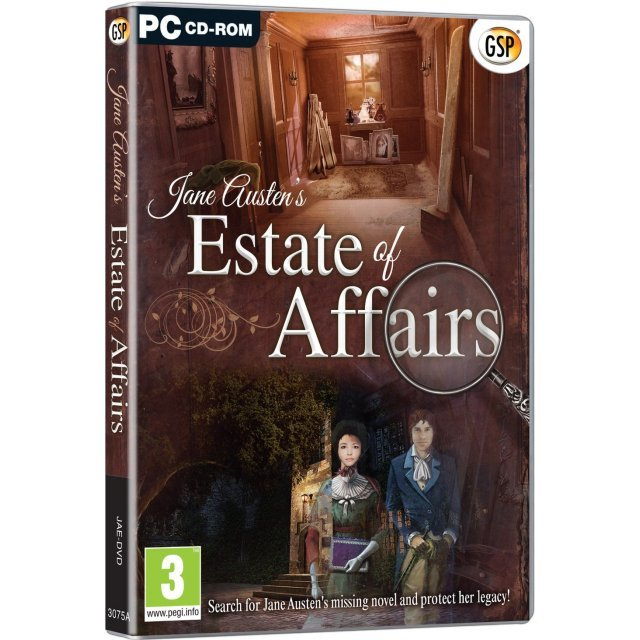 Jane Austen's Estate of Affairs (DVD-ROM)