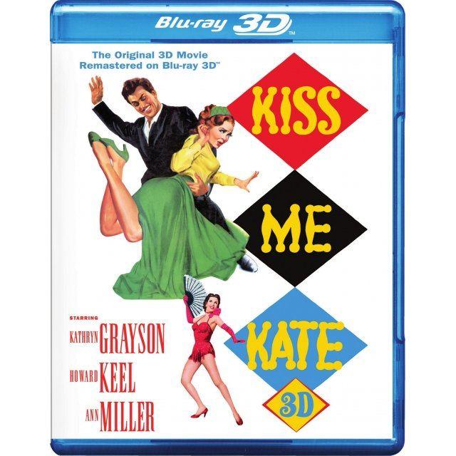Kiss Me Kate 3D [Blu-ray 3D+Blu-ray]
