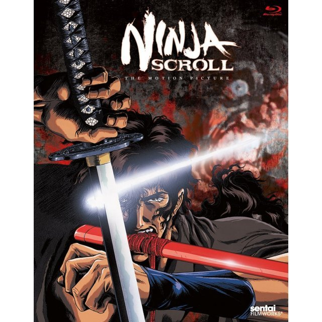 Ninja Scroll: The Motion Picture