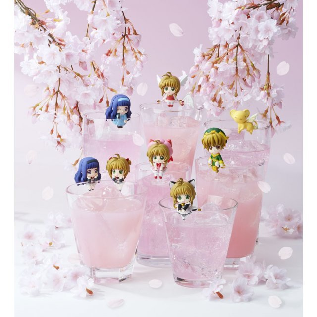 Ochatomo Series Cardcaptor Sakura: Hanya-n na Tea Time (Set of 8 pieces)