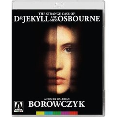 The Strange Case of Dr. Jekyll and Miss Osbourne [Blu-ray+DVD]