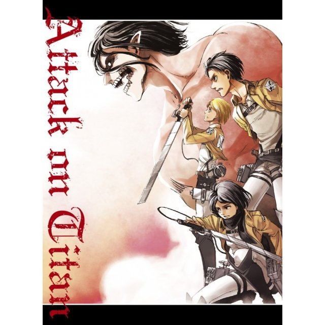 Attack On Titan Part 1 - Guren No Yumiya [Limited Edition]