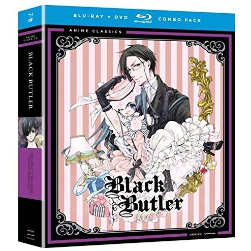 Black Butler: The Complete First Season [Blu-ray+DVD]