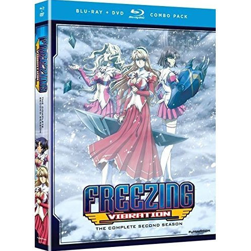 Freezing Vibration - Complete Series [Blu-ray+DVD]