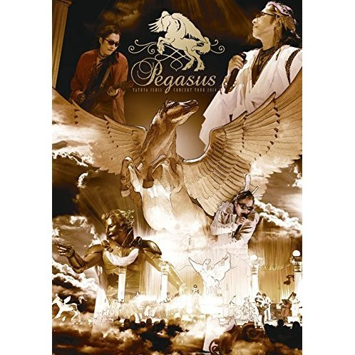 Live Dvd - Pegasus [Limited Edition]