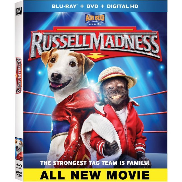 Russell Madness [Blu-ray+DVD+Digital Copy]