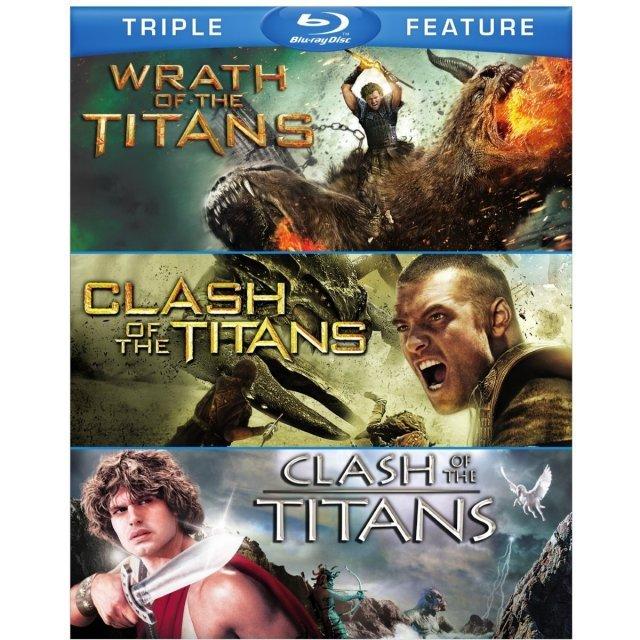 Clash of the Titans / Clash of the Titans / Wrath of the Titan