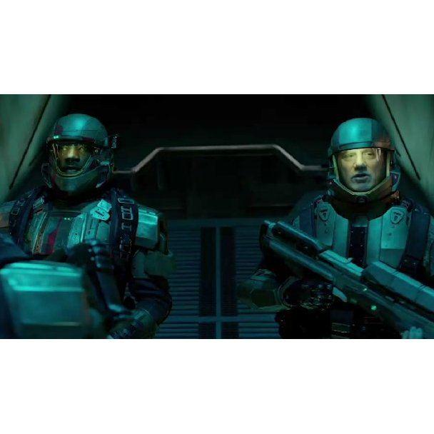 Halo Nightfall Season One