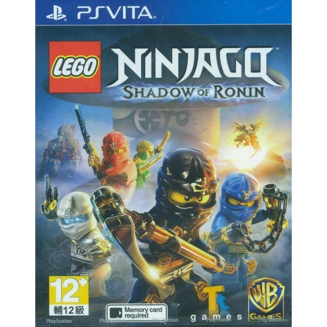 LEGO Ninjago: Shadow of Ronin (English)