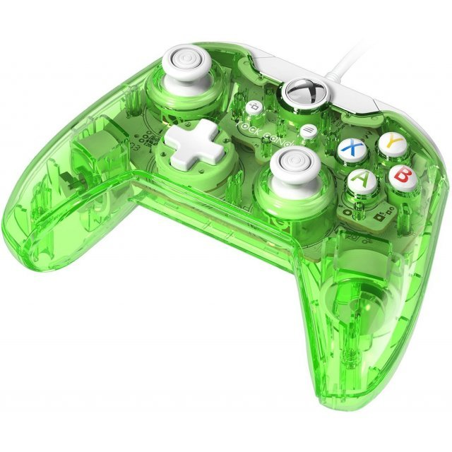 Rock Candy Xbox One Wired Controller (Aqualime)