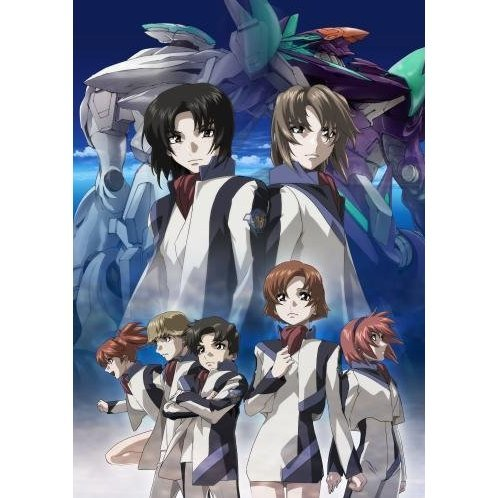 Fafner In The Azure Exodus Original Soundtrack [Blu-ray (BDM)]