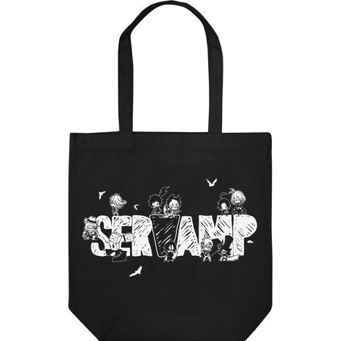 Servamp Tote Bag Black (Re-run)