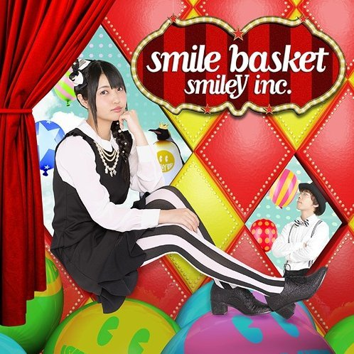 Smile Basket [CD+DVD]
