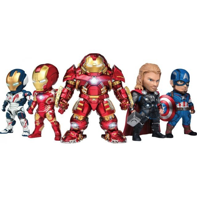 Avengers Age of Ultron Kids Nation Series 005: Earphone Jack Accessories (Set of 5 pieces)