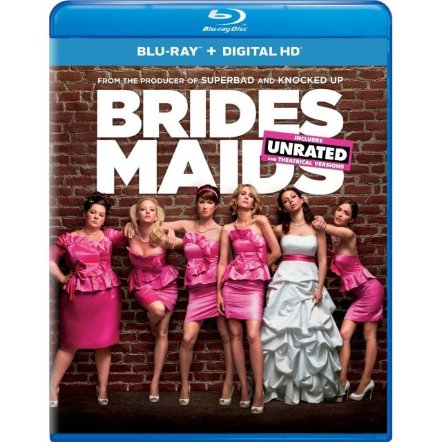 Bridesmaids [Blu-ray+Digital Copy]
