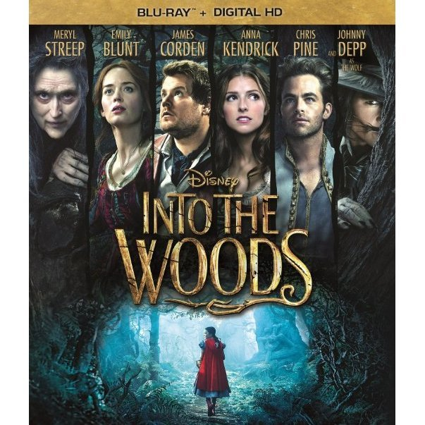 Into the Woods [Blu-ray+Digital Copy]