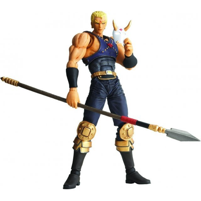 Legacy Of Revoltech Fist of the North Star: Souther