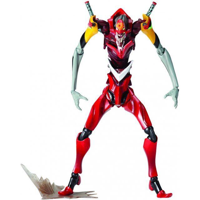 Legacy Of Revoltech Rebuild of Evangelion: EVA-02 The Beast