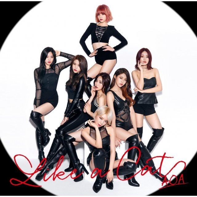 Like A Cat [CD+DVD Limited Edition Type A]