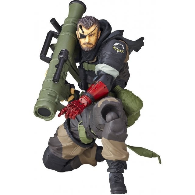 Micro Yamaguchi Revol Mini rm-012 Metal Gear Solid: Venom Snake
