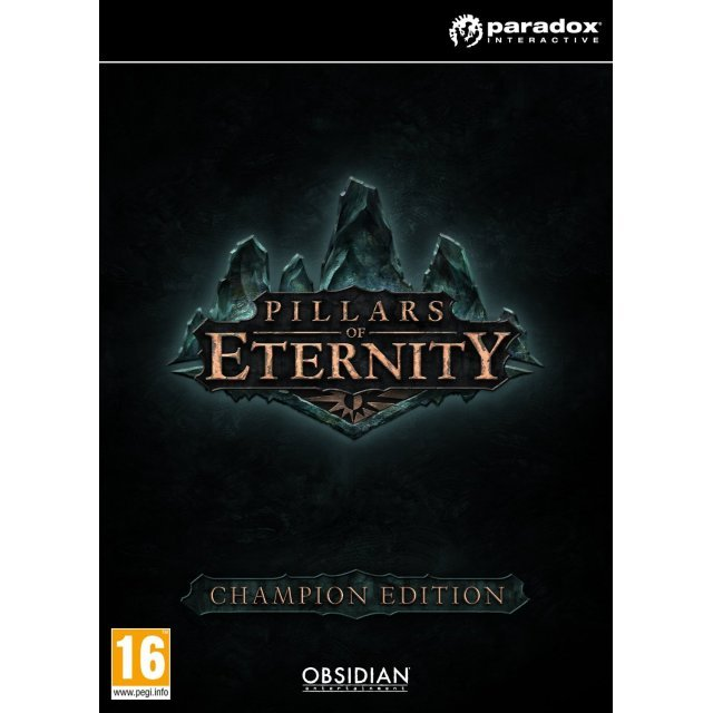 Pillars of Eternity - Champion Edition (DVD-ROM)