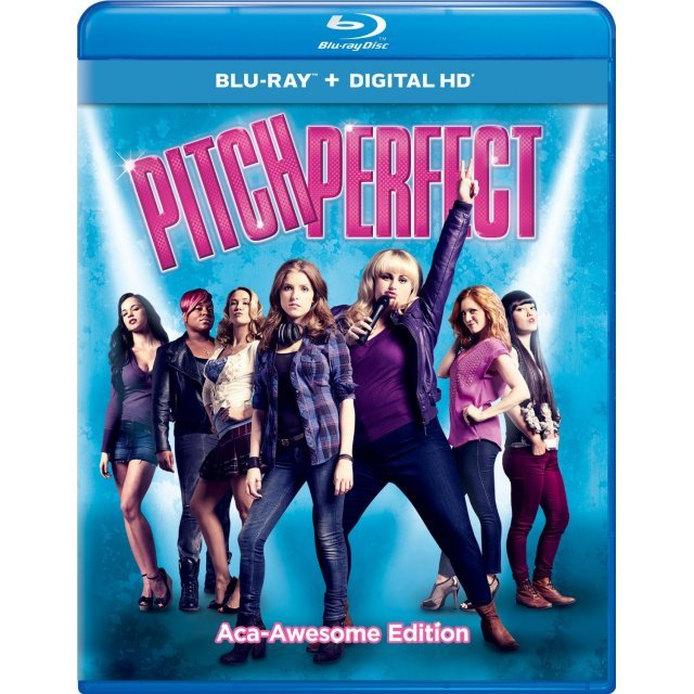 Pitch Perfect (Sing-Along Aca-Awesome Edition) [Blu-ray+Digital HD]