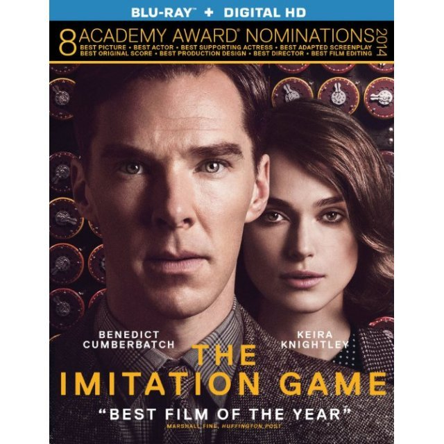 The Imitation Game [Blu-ray+UltraViolet]