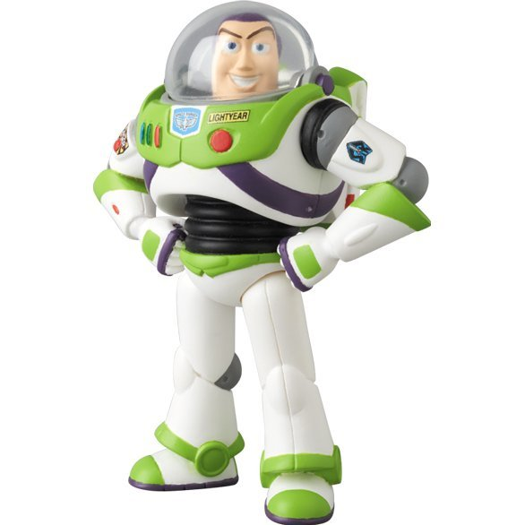 Ultra Detail Figure Disney Series 4: Buzz Lightyear Ver. 2.0