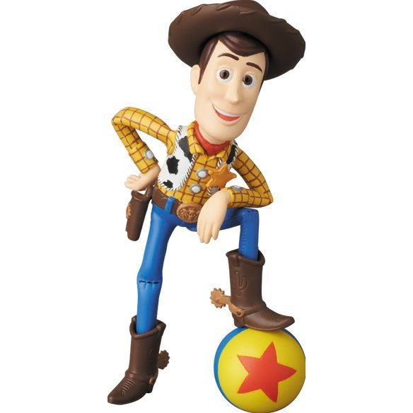 Ultra Detail Figure Disney Series 4: Woody Ver. 2.0