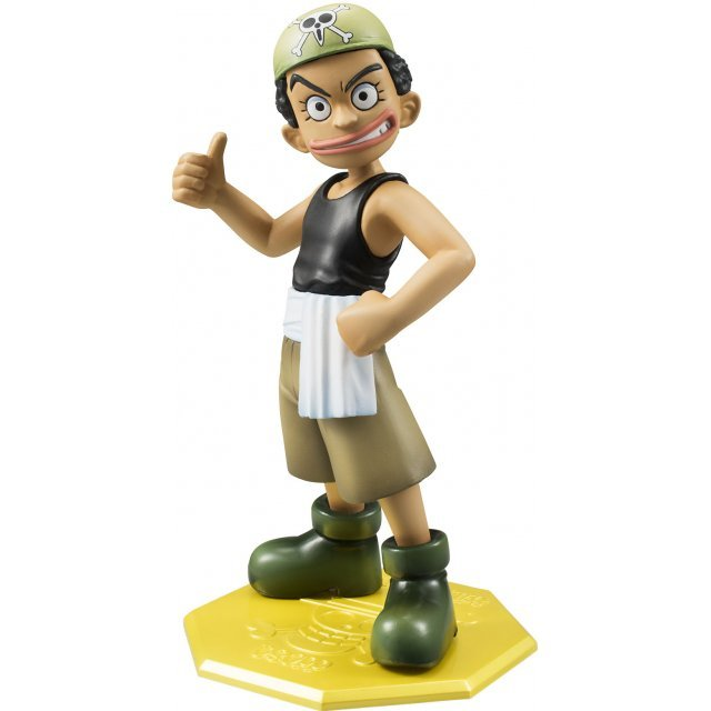 Excellent Model Mild One Piece Portrait of Pirates CB-R3: Usopp