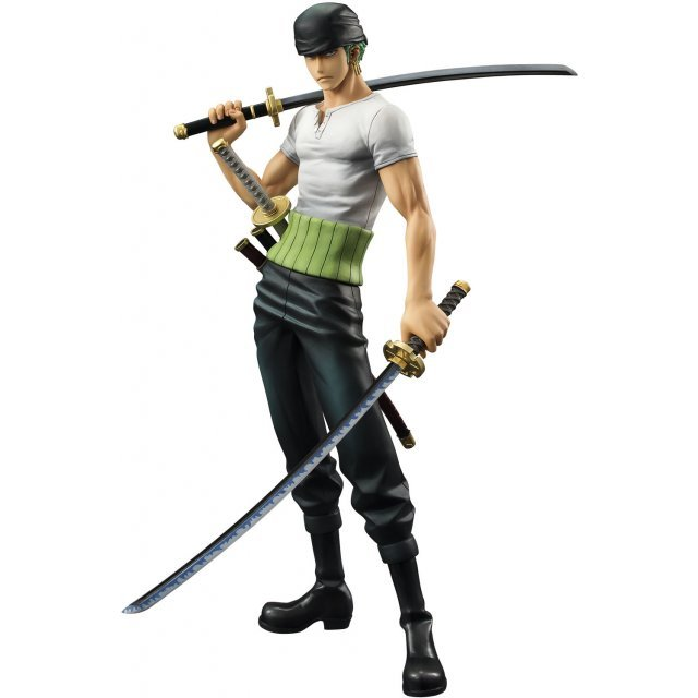 Excellent Model Portrait. Of. Pirates One Piece NEO-DX: Roronoa Zoro 10th Limited Ver.
