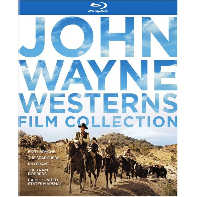 John Wayne Western Film Collection