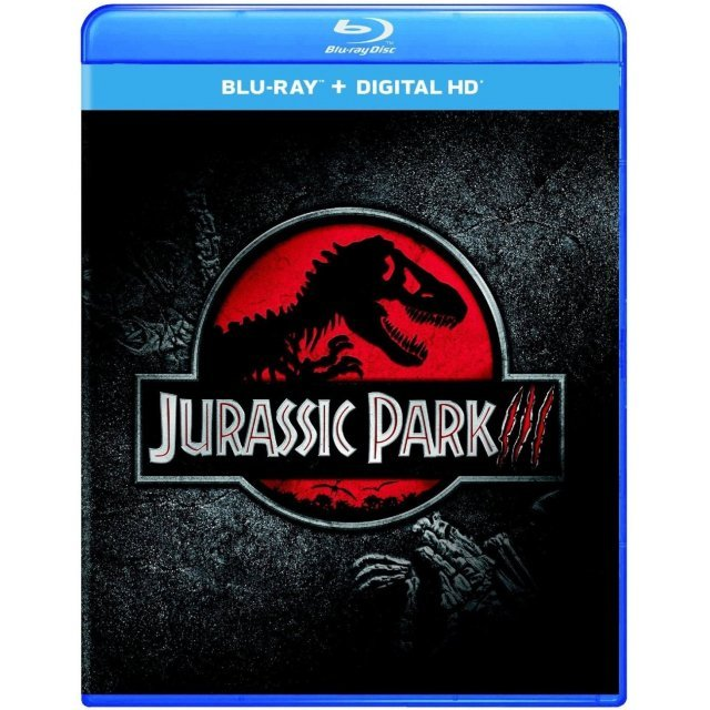 Jurassic Park III [Blu-ray+Digital Copy]