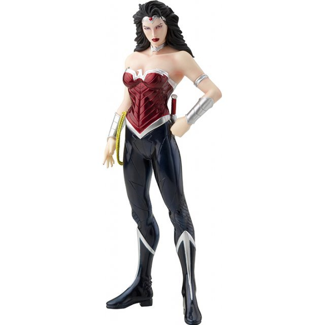ARTFX+ DC Comics New 52 1/10 Scale Pre-Painted Figure: Wonder Woman (Re-run)