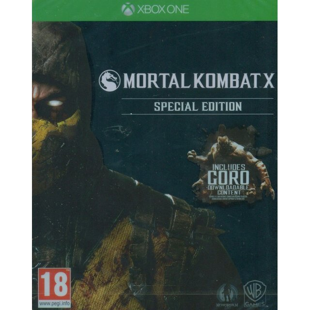 Mortal Kombat X [Special Edition] (English)