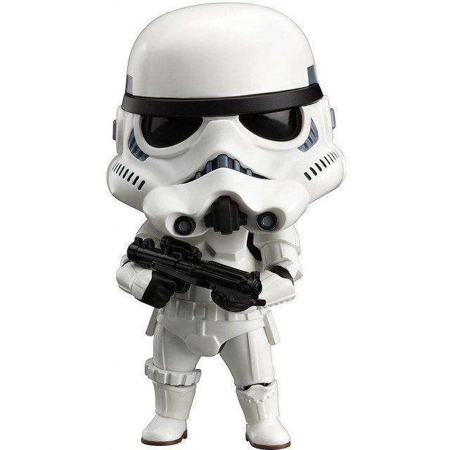 Nendoroid No 501 Star Wars Episode Iv A New Hope Stormtrooper Re Run