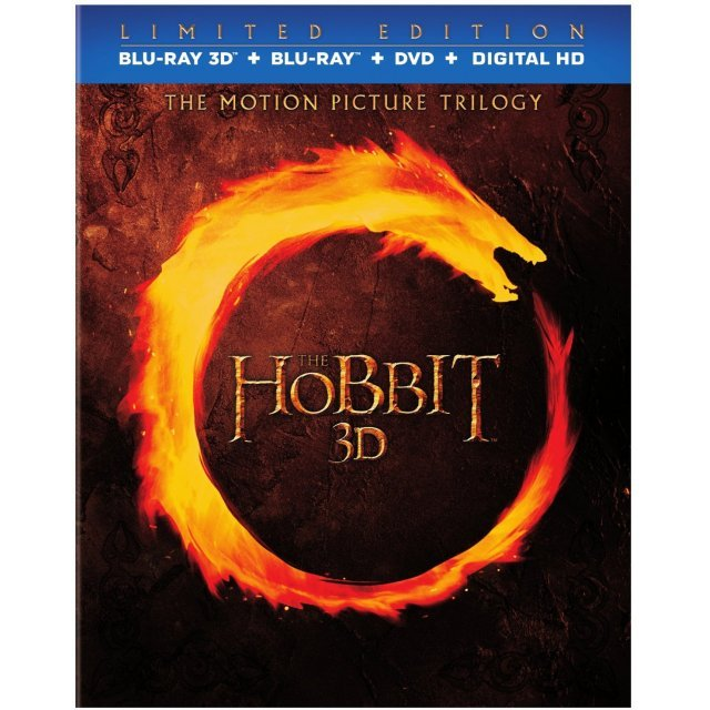 The Hobbit 3D (Part1-3) [Limited Edition]