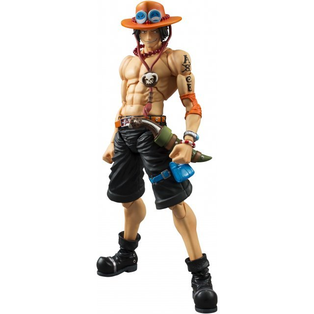 Variable Action Heroes One Piece: Portgas D Ace (Re-run)