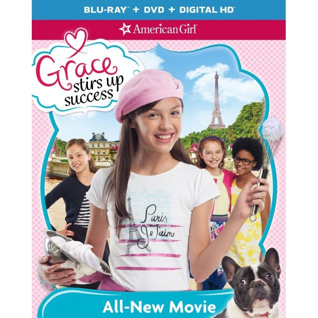An American Girl: Grace Stirs Up Success [Blu-ray+DVD+Digital Copy+UltraViolet]