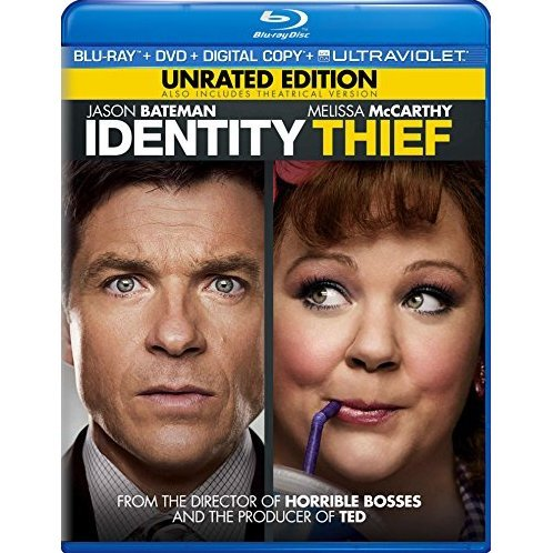 Identity Thief (Unrated Edition) [Blu-ray+DVD+Digital Copy]