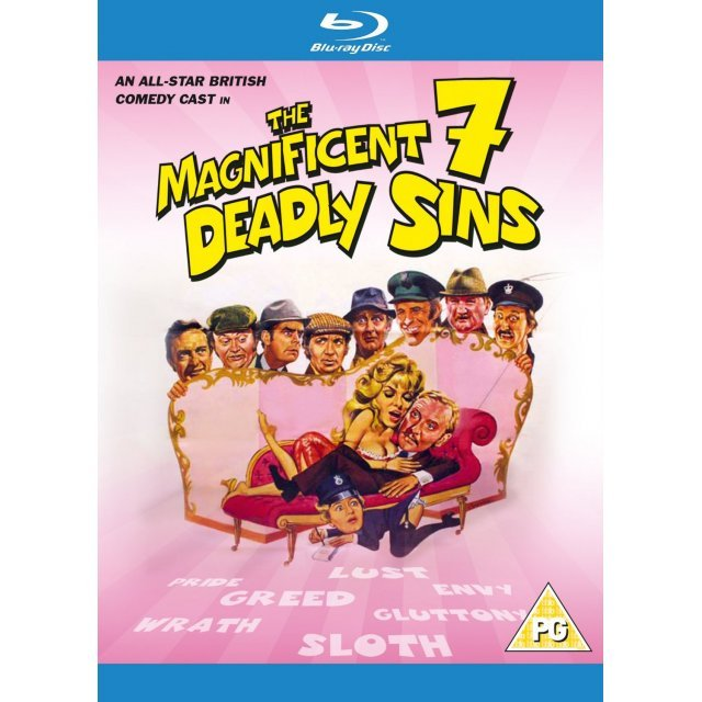 Magnificent Seven Deadly Sins