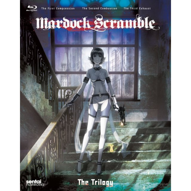 Mardock Scramble: The Trilogy