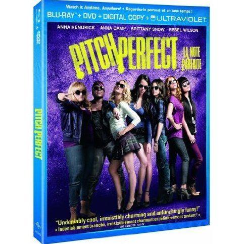 Pitch Perfect [Blu-ray+DVD+UltraViolet]
