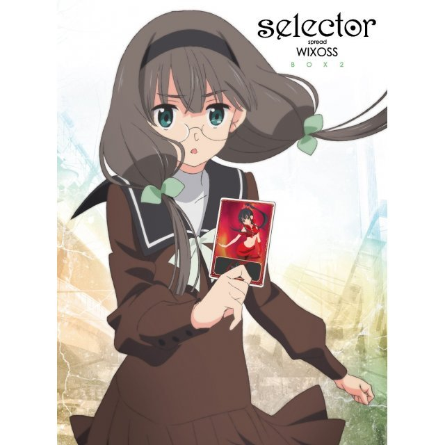 Selector Spread Wixoss Box Vol.2 [Limited Edition]