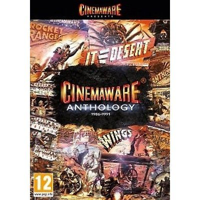 Cinemaware Anthology: 1986-1991 (DVD-ROM)